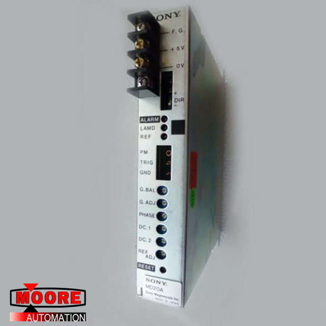 MD20A SONY Position Detection Module SR SERIES INTERPOLATOR